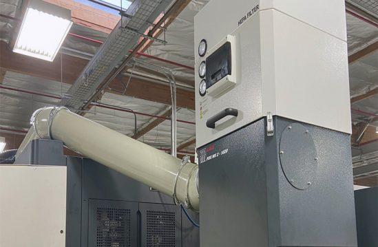 Coolant Mist Collector Manufacturers 860747