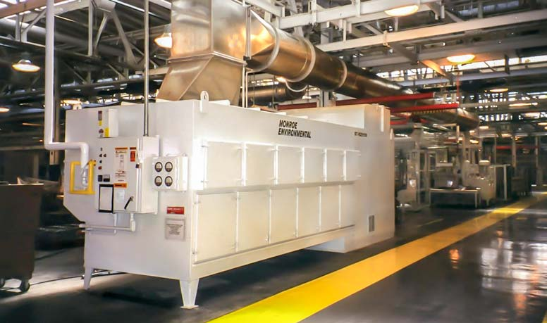 Industrial Oil Mist Collector System Manufacturer